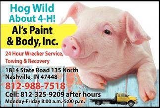 Hog Wild About 4-H!