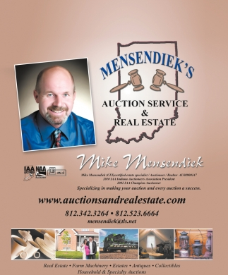 Auction Service And Real Estate