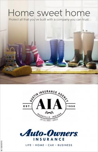 Ads For Austin Insurance Agency, Inc. In Nashville, IN