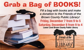 Grab A Bag Of Books!