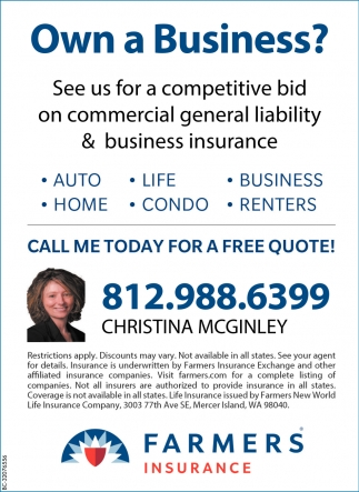 Own A Business?
