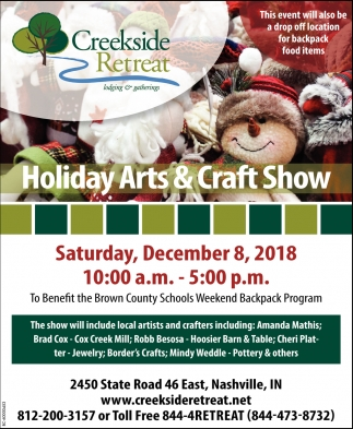 Holiday Arts & Craft Show