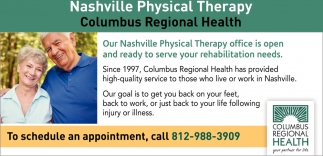 Nashville Physical Therapy