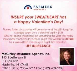 Life Insurance!