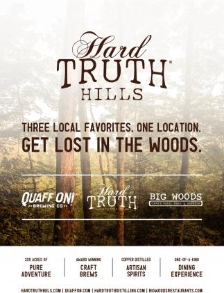 Three Local Favorites. One Location.