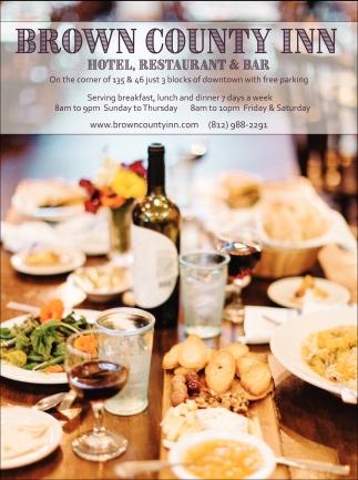 Hotel, Restaurant & Bar