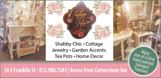 Shabby Chic - Cottage