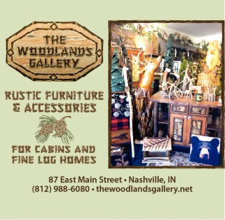 Rustic Furniture And Accesories