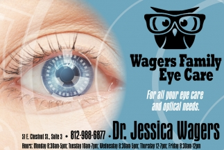 For All Your Eye Care And Optical Needs