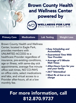 Primary Care - Medications - Lab Testing - Weight Loss