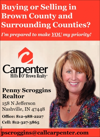Buying Or Selling In Brown County And Surrounding Counties?