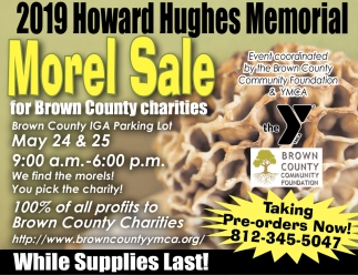 2019 Howard Hughes Memorial