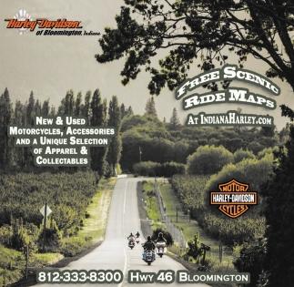 Free Scenic Ride Maps