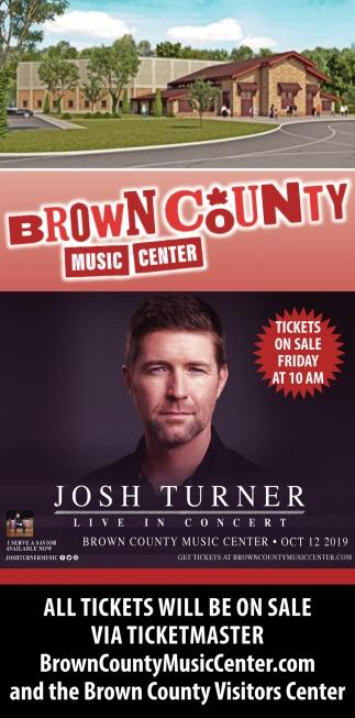 Josh Turner Live In Concert