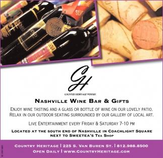 Nashville Wine Bar & Gifts