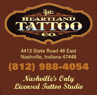 Nashville's Only Licensed Tattoo Studio