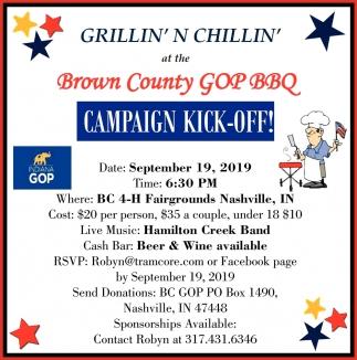 Campaign Kick-Off!