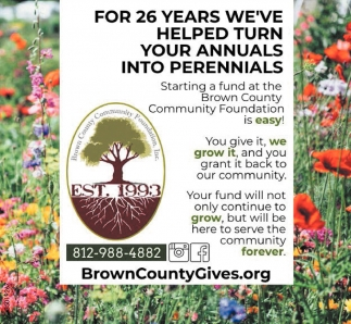 For 26 Years We've Helped Turn Your Annuals Into Perennials