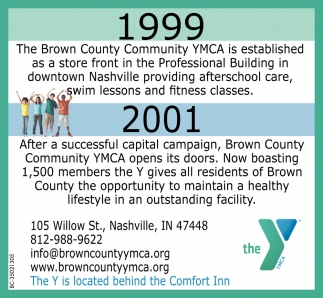 Brown County Community YMCA