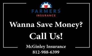 Wanna Save Money? Call Us!