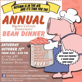 Annual Bean Dinner