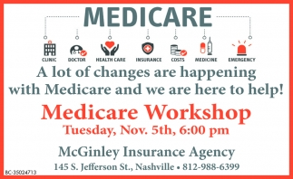 Medicare Workshop