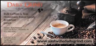 Bulk Coffees & Teas