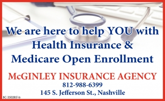Health Insurance & Medicare Open Enrollment