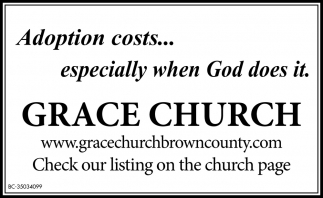 Adoption Costs... Especially When God Does It.