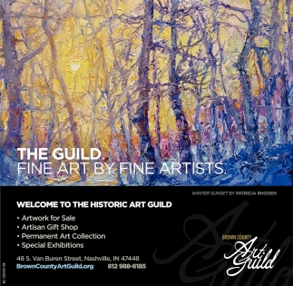 The Guild. Fine Art By Fine Artists.
