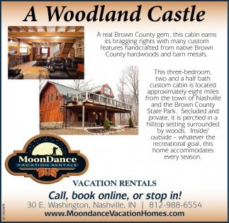 A Woodland Castle