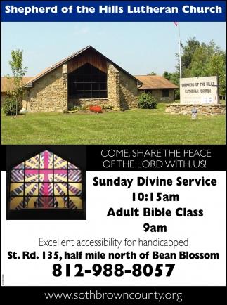 Sunday Divine Service