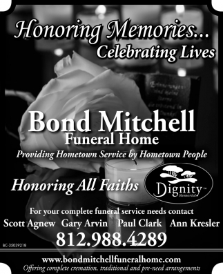 Honoring Memories... Celebrating Lives