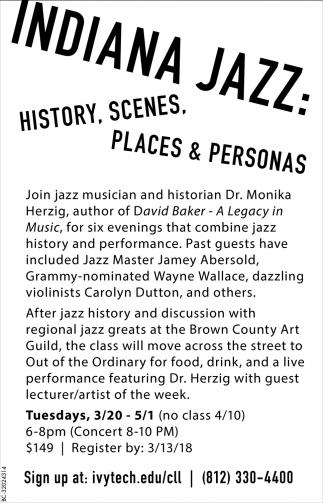 Indiana Jazz