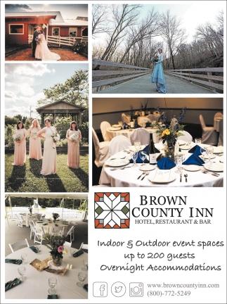 Indoor And Outdoor Event Spaces