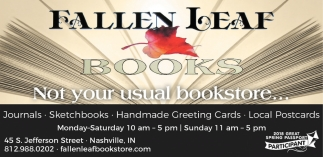 Fallen Leaf Books