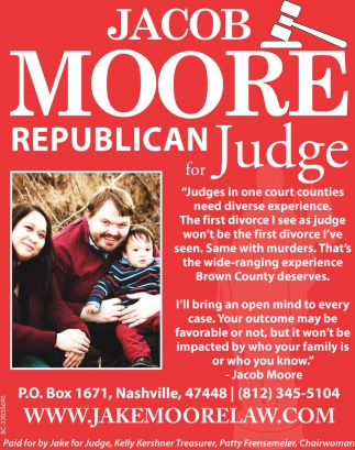 Republican For Judge