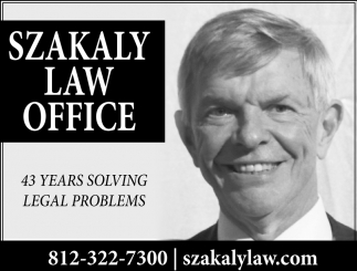 43 Years Solving Legal Problems