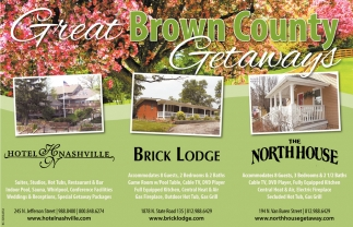 Brown County Getaways