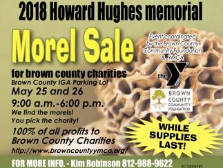 2018 Howard Hughes Memorial