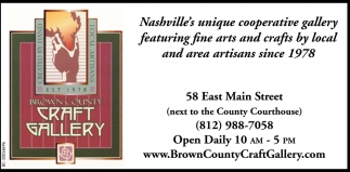 Nashville's  Unique Cooperative Gallery
