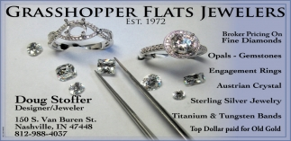 Broker Pricing On Fine Diamonds