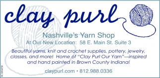 Nashville's Yarn Shop