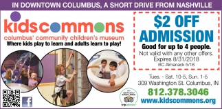 Columbus Community Children's Museum