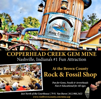 Nashville, Indiana's #1 Fun Attraction