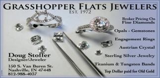 Broker Pricing On Fine Diamonds