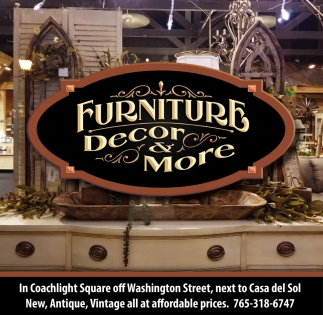 Furniture Decor And More